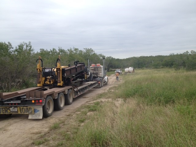 Directional Drill Equipment Heading To Your Job Site!